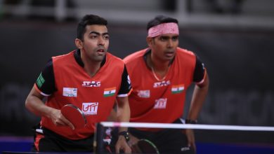 Photo of ITTF World Team Olympic  Qualification:Indian Men,Women teams suffer defeat