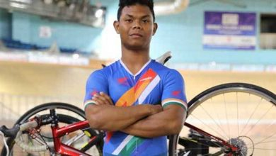 Photo of Esow Alben becomes 1st Indian rider to win Gold in Six Day Berlin event