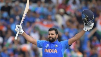 Photo of Rohit Sharma donates big for Covid 19 Relief