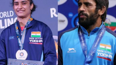 Photo of UWW Rankings: Bajrang Punia & Vinesh Phogat move to number 2 in World Rankings, 2 Greco Roman wrestlers enter top 10