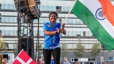 Photo of Nethra Kumanan creates history in Sailing World Cup