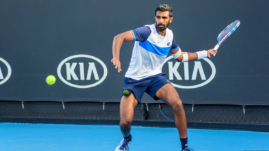 Photo of Prajnesh Gunneswaran is going to stay in Melbourne.