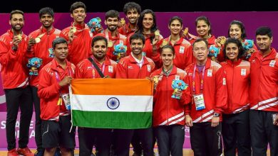 Photo of Where do Indian Shuttlers stand in the race for Tokyo?