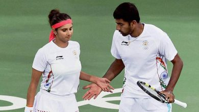 Photo of Rohan Bopanna & Sania Mirza are back together in mixed doubles for Australian Open