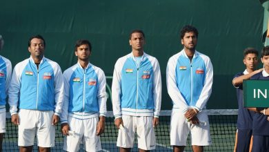 Photo of Leander Paes included in India's Davis Cup team for Croatia tie