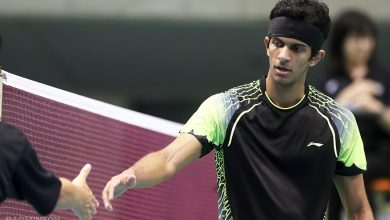 Photo of Barcelona Masters: Ajay Jayaram goes down in the semi finals