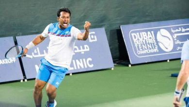 Photo of Indian tennis round-up: Leander Peas enters quarter-final of Dubai Championships