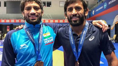 Photo of 2020 Asian Wrestling Championship: 4 medals for India on day 5, Ravi Dahiya wins Gold