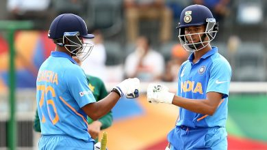 Photo of ICC U19 World Cup 2020: Indian Colts thrash Pakistan by 10 wickets in the semifinal