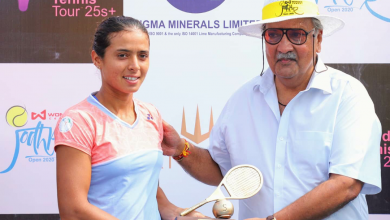Photo of Weekly review of Indian tennis: Ankita Raina emerged as champion in Jodhpur