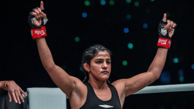 Photo of Ritu Phogat remains unbeaten at ONE CHAMPIONSHIP, wins her second bout