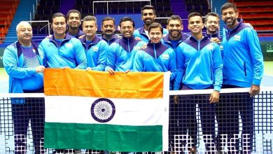 Photo of Davis cup: India goes down against Croatia in the World group final qualifying round at Zagreb