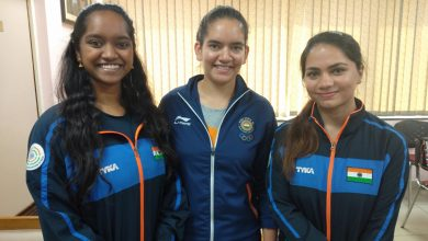 Photo of Indian Shooters in Women's 10m air rifle event during this Olympic circle (2017-19)