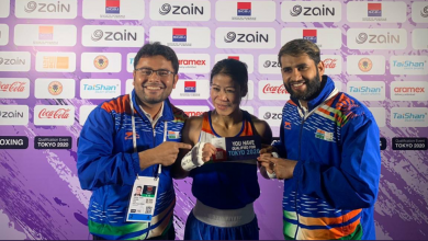 Photo of Asia/Oceania Olympic Qualifiers: Mary Kom, Amit Panghal and Simranjit Kaur secure Olympic berths