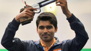 Photo of Saurabh Chaudhary tops the Olympic selection trials