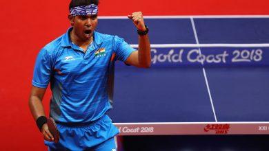 Photo of Sharath Kamal leapfrogs Sathiyan in ITTF rankings, Sutirtha Mukherjee breaks into top100