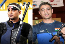Photo of Sanjeev Rajput, Shahzar Rizvi stars in 2nd online shooting championships