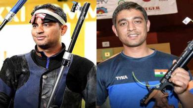 Photo of Sanjeev Rajput, Shahzar Rizvi stars in 2nd online shooting championships