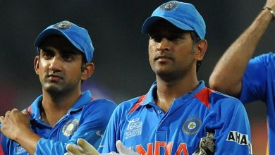 Photo of Would've broken lot of records had he captained India more: Gautam Gambhir on best captain he played under