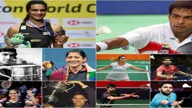 Photo of 10 greatest Badminton players of India