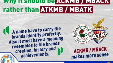 Photo of The naming theory of Mohun Bagan and ATK after merger