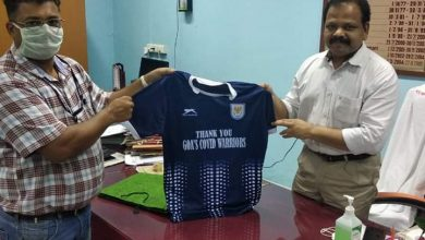 Photo of Dempo SC to thank COVID warriors in an unique way