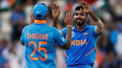 Photo of BCCI recommends Shikhar Dhawan and Jasprit Bumrah for the Arjuna Award