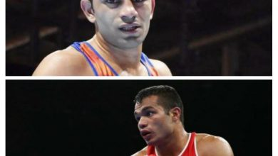 Photo of BFI nominates Amit and Vikas for Khel Ratna, 3 others recommended for Arjuna award