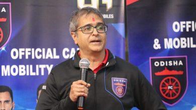 Photo of Odisha FC and CEO Ashish Shah mutually part ways
