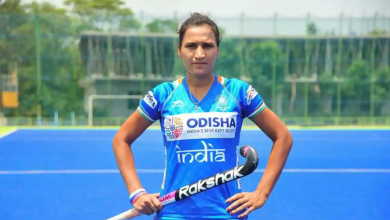 Photo of Hockey India nominates Rani Rampal for the prestigious Rajiv Gandhi Khel Ratna award
