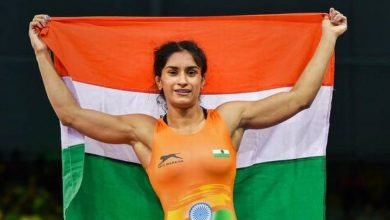 Photo of Player Bio: Vinesh Phogat
