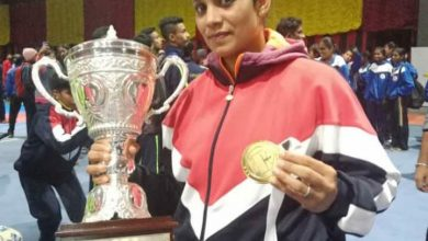 Photo of Poonam Khatri's silver at the Wushu World Championship gets upgraded to gold