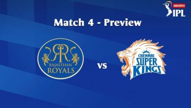 Photo of IPL Prediction: Rajasthan Royals Vs Chennai Super Kings Match Preview Tips