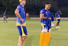 Photo of I don't want anyone to say I'm unfit: Dhoni