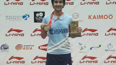 Photo of 18-year-old Malvika Bansod excited to be a part of Uber Cup