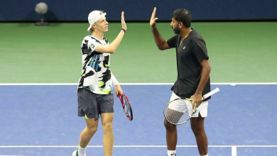 Photo of Rohan Bopanna enters Round 16 of the US Open Men's doubles event