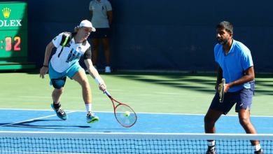 Photo of Rohan Bopanna storms into the Quarter-finals of US Open