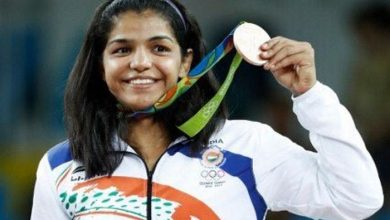 Photo of Player Bio: Sakshi Malik