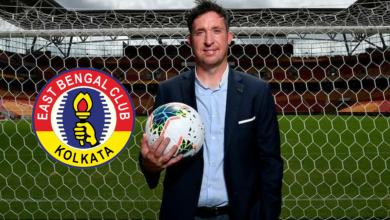 Photo of Robbie Fowler at East Bengal : Whats in store ?