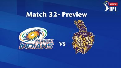 Photo of IPL Prediction: Mumbai Indians vs Kolkata Knight Riders Match Preview, Tips