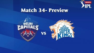 Photo of IPL Prediction: Delhi Capitals vs Chennai Super Kings Match Preview, Tips