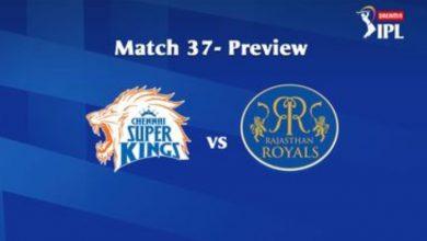 Photo of IPL Prediction: Chennai Super Kings vs Rajasthan Royals Match Preview, Tips