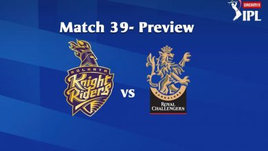Photo of IPL Prediction: Kolkata Knight Riders vs Royal Challengers Bangalore Match Preview, Tips