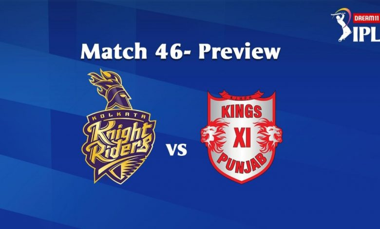 Photo of IPL Prediction: Kolkata Knight Riders vs KingsXI Punjab Match Preview, Tips