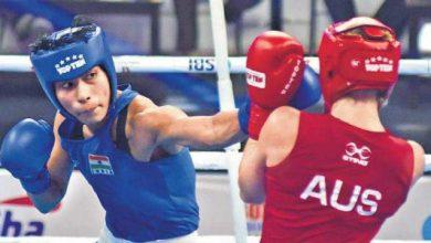 Photo of World Championship medalist boxer tests positive for coronavirus, misses flight for Italy