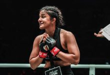 Photo of Ritu Phogat to fight her fourth MMA bout on December 4