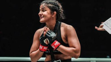 Photo of Ritu Phogat to face Combodia's Nou Srey Pov in her next bout