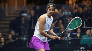 Photo of CIB Egyptian Open: Joshna Chinappa continues her winning run