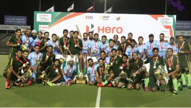 Photo of AHF announces schedule for Men's Asian Champions Trophy