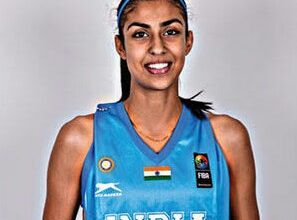 Photo of NBA Academy India's Harsimran Kaur signs for University of San Diego